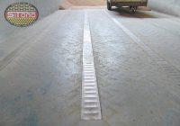 Najazdy perforowane do suszarni podłogowej